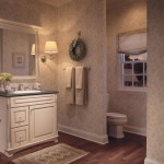 Traditional Style Bathroom Installation