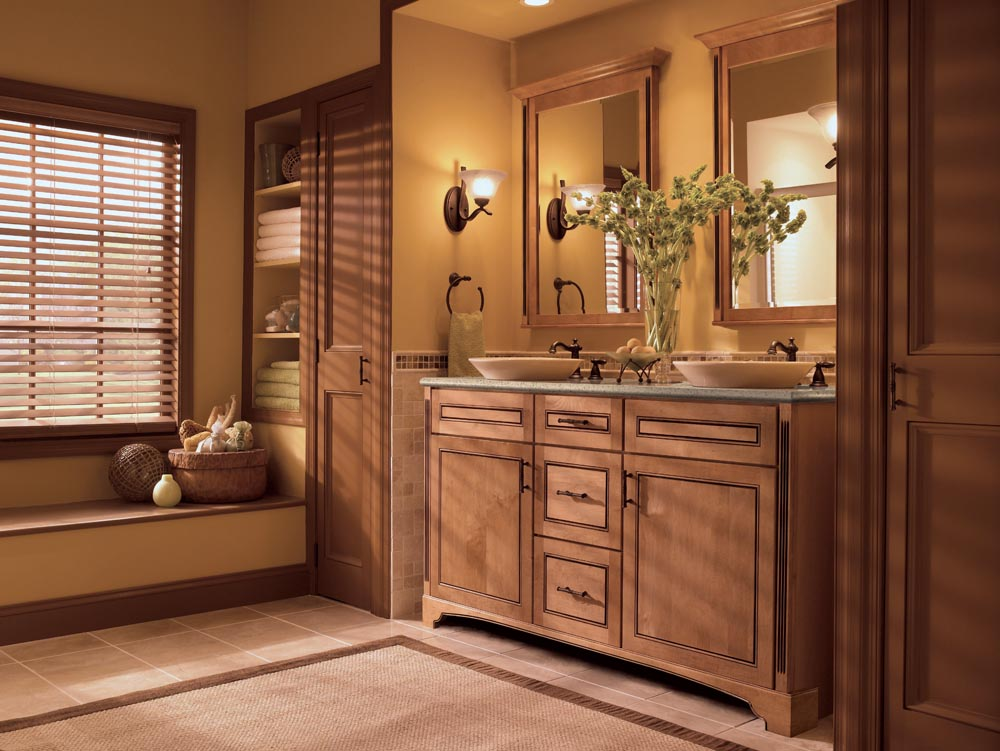 Bathroom gallery kitchens by hastings Kraftmaid bathroom cabinets
