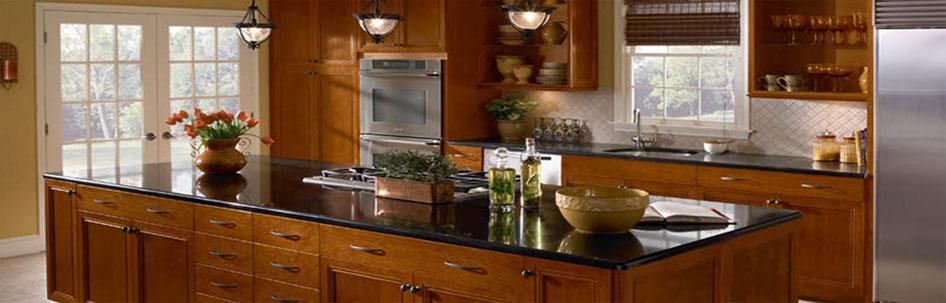 Bon Beautiful Oak Kitchen Cabinets